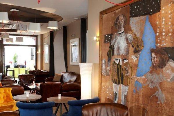Hotel De Paris - 4