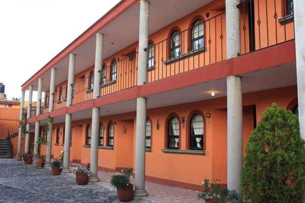 Villas Hotel Tonantzintla - 9