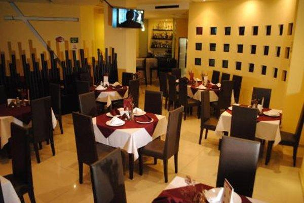 Hotel La Moraleja - фото 10