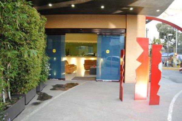 Hotel La Moraleja - фото 13