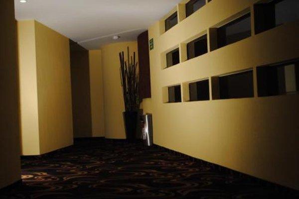 Hotel La Moraleja - фото 14