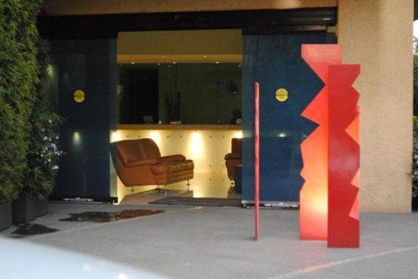 Hotel La Moraleja - фото 23