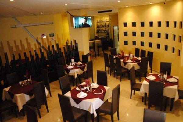 Hotel La Moraleja - фото 9