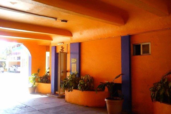 Hotel en Cuernavaca - фото 12