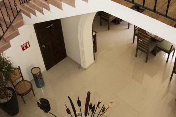 Hotel Quinta Allende - фото 15
