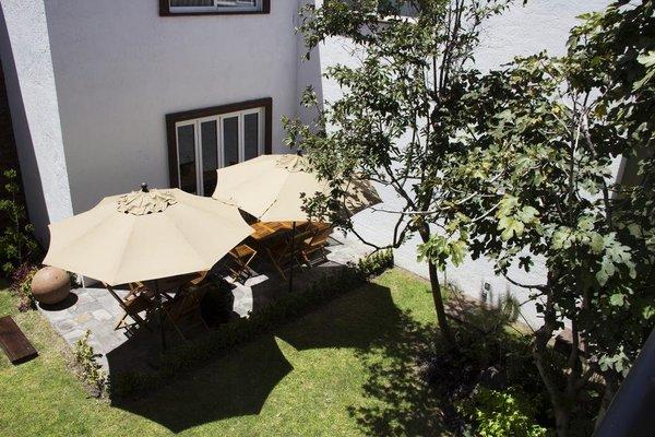 Hotel Quinta Allende - фото 18