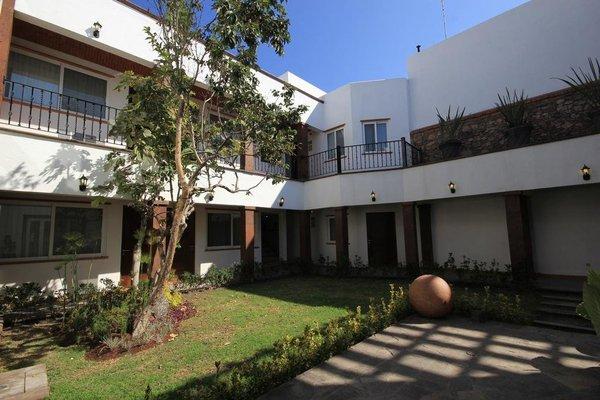Hotel Quinta Allende - фото 19
