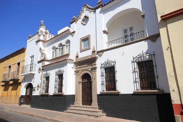 Hotel Quinta Allende - фото 22