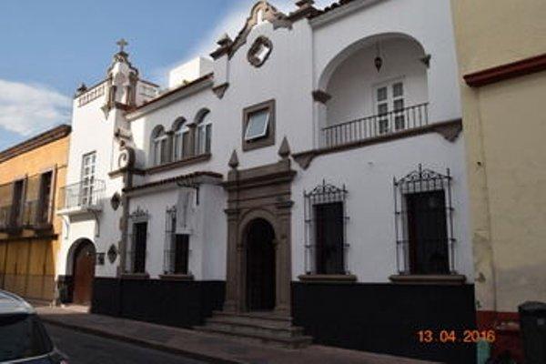 Hotel Quinta Allende - фото 23