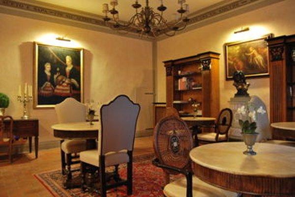 Relais Villa Il Sasso - фото 10