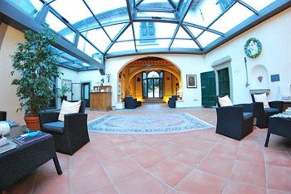 Relais Villa Il Sasso - фото 12