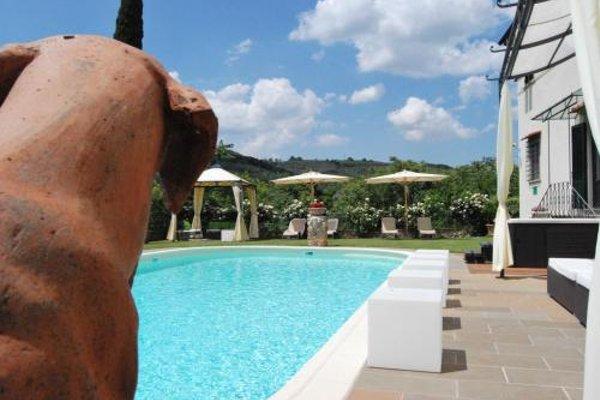 Relais Villa Il Sasso - фото 19
