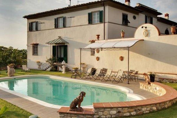 Relais Villa Il Sasso - фото 22