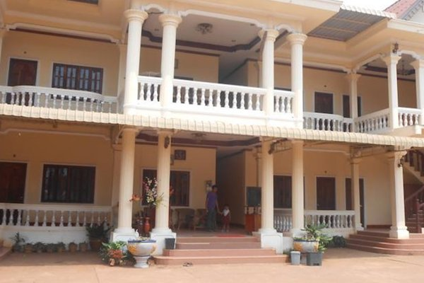 Sithirath Hotel - фото 38