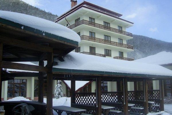 Гостиница Вертикаль - фото 21