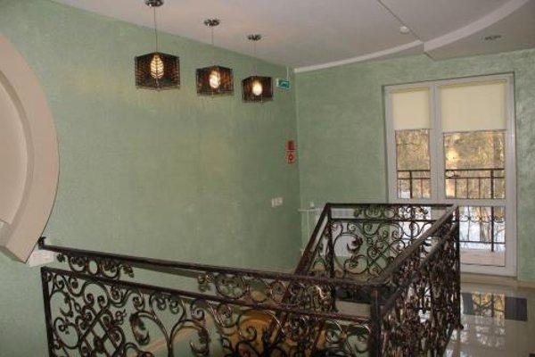 Отель Kupalinka - фото 11
