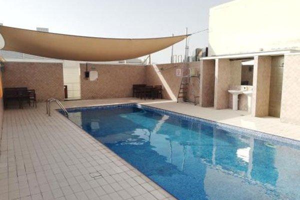 Boulevard City Suites Hotel Apartments - 14