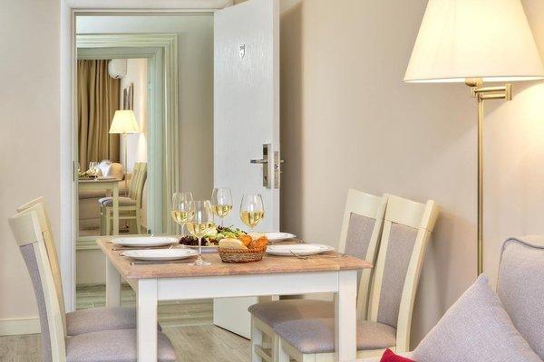 White Rock Castle Suite Hotel & SPA - фото 13