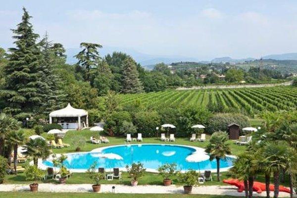 Hotel Villa Del Quar - фото 21