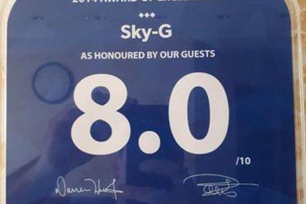 Sky-G Hotel - фото 16