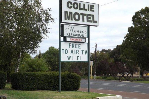 Collie Motel - фото 18