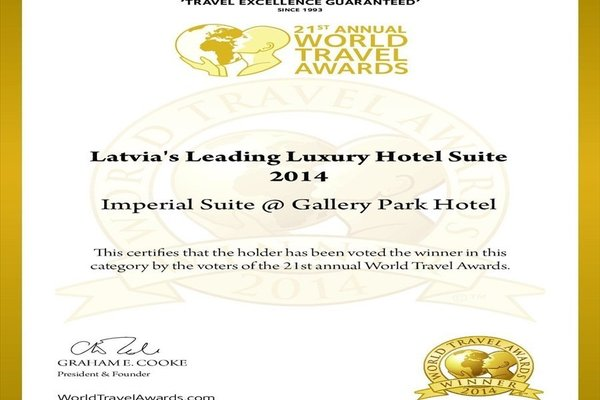 Gallery Park Hotel & SPA, a Chateaux & Hotels Collection - фото 5