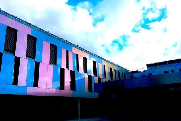 Blue Shades ApartHotel - фото 23