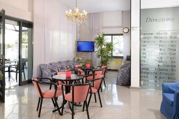 Hotel Ciondolo D'Oro - фото 8