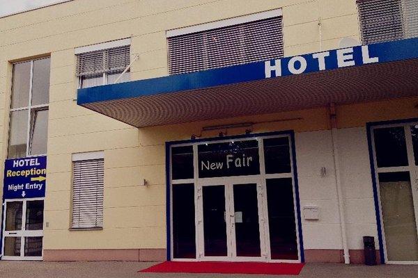 Hotel New Fair Munich Messe - фото 22