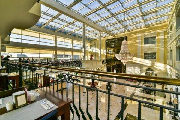 Hotel SPA Faltom Gdynia Rumia - фото 15