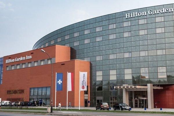 Hilton Garden Inn Rzeszow - фото 23
