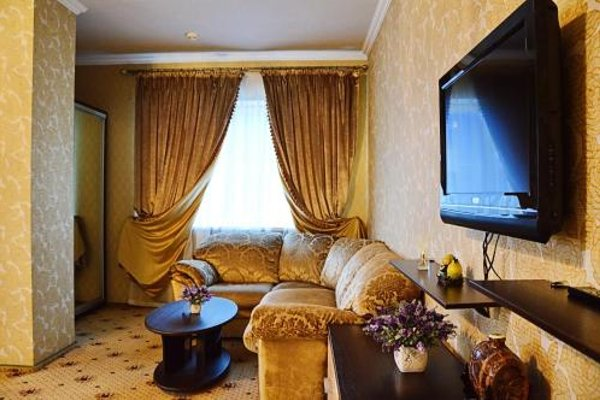 Отель БогАрт - фото 18