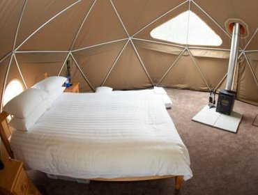 Guesthouse Durrell Wildlife Camp