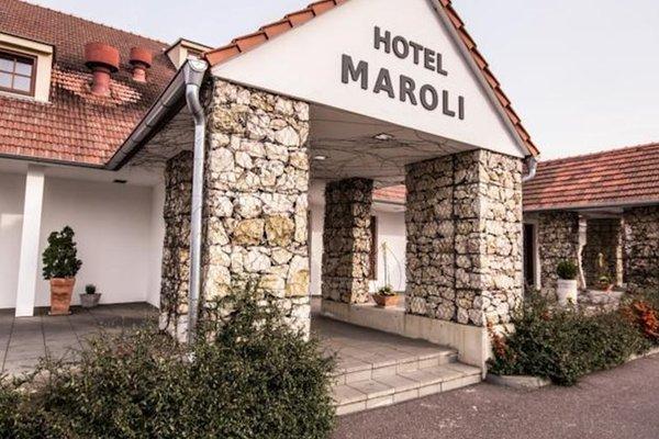 Hotel Maroli Mikulov - фото 21