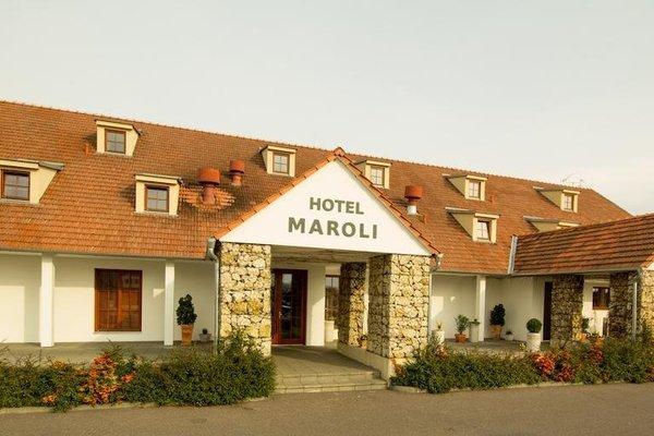 Hotel Maroli Mikulov - фото 22