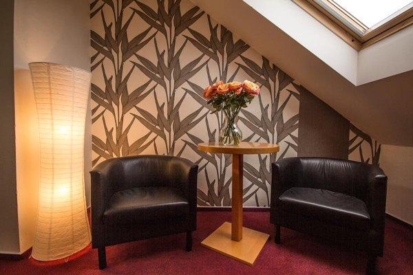 Hotel Maroli Mikulov - фото 8