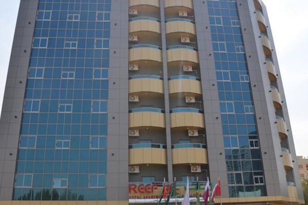 Reef Hotel Apartments 1 - фото 17