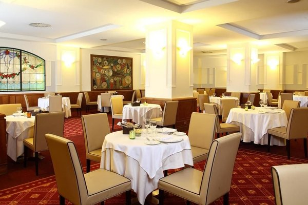 Starhotels Business Palace - фото 12