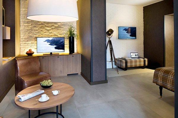Starhotels Business Palace - фото 16