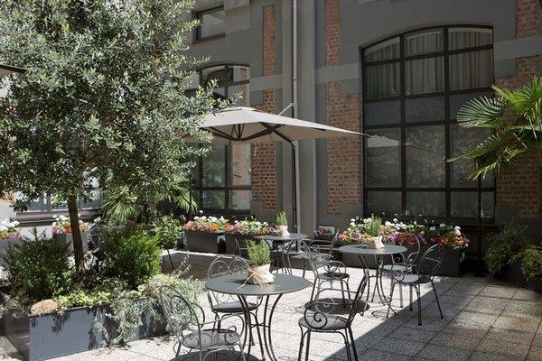 Starhotels Business Palace - фото 20