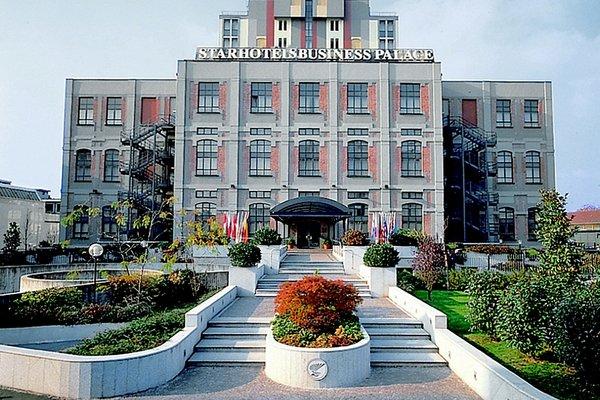 Starhotels Business Palace - фото 23