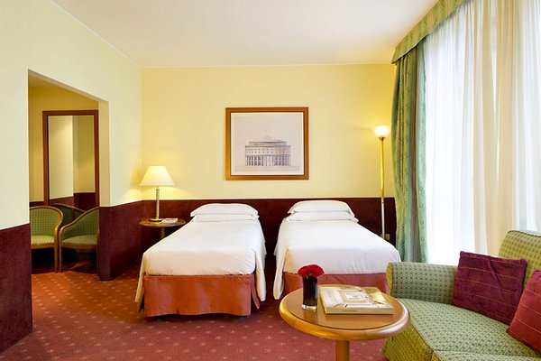 Starhotels Business Palace - фото 3