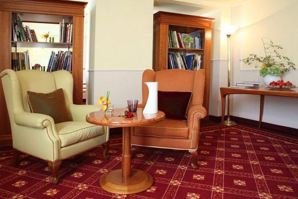 Starhotels Business Palace - фото 7