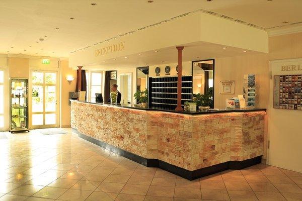 Seehotel Zeuthen - фото 11