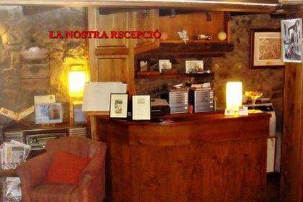 Hostal Cisco de Sans - фото 11