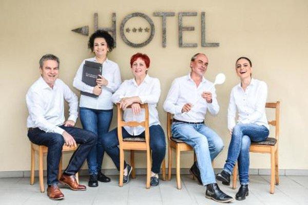 Hotel Germania - фото 4
