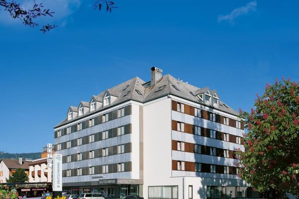 4-Lander-Hotel Deutschmann - фото 23
