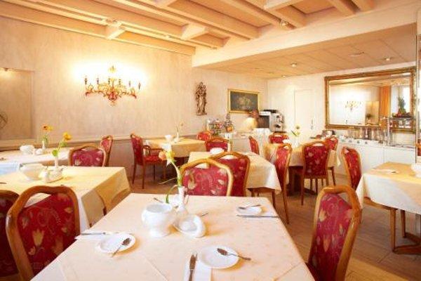 Hotel Garni Bodensee - фото 14