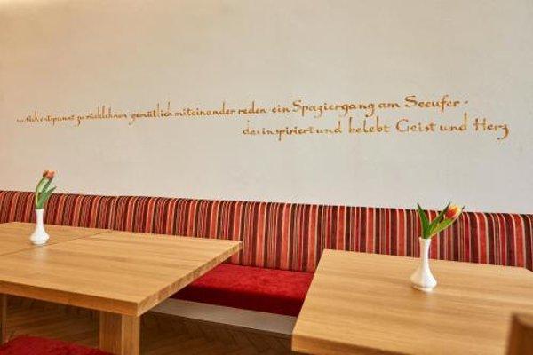 Hotel Garni Bodensee - фото 7