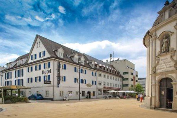 Hotel Messmer - фото 22
